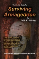 Surviving Armageddon book cover photo